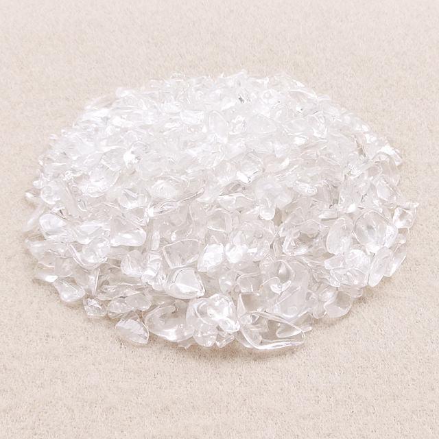 ヒマラヤ産水晶さざれ石100グラム(パワーストーンその2)